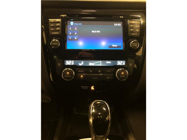 2018 Nissan Qashqai SL (Stk: D0078) in Mississauga - Image 14 of 25
