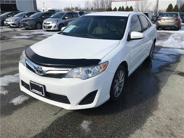 2012 Toyota Camry LE (Stk: U01041) in Guelph - Image 1 of 24