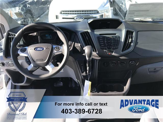 2019 Ford Transit-250 Base Cruise Control - Variable Interval Wipers