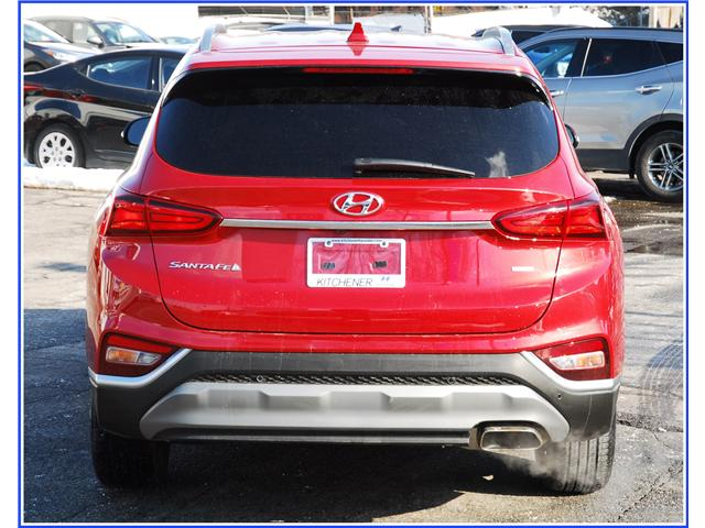 2019 Hyundai Santa Fe Preferred 2.4 (Stk: OP3843) in Kitchener - Image 3 of 11