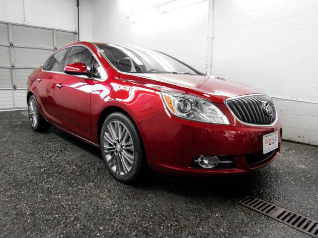 2012 Buick Verano Leather Package (Stk: P9-57560) in Burnaby - Image 2 of 21