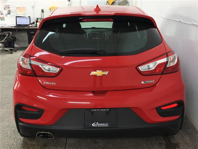 2018 Chevrolet Cruze Premier Auto (Stk: 34339J) in Belleville - Image 6 of 30