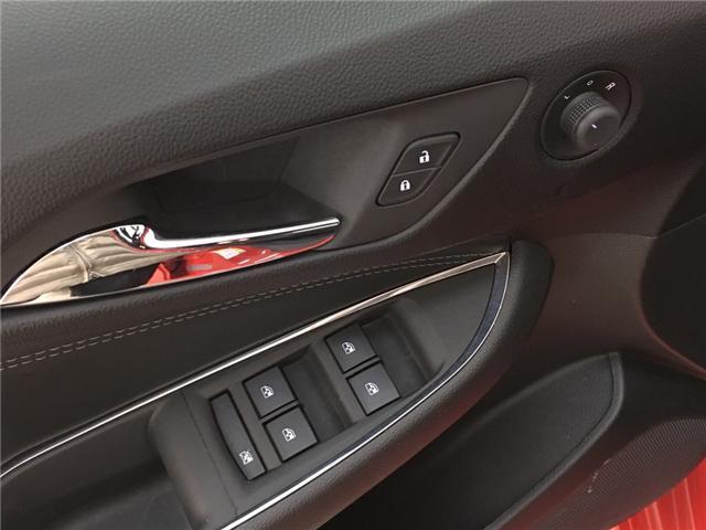 2018 Chevrolet Cruze Premier Auto (Stk: 34339J) in Belleville - Image 23 of 30