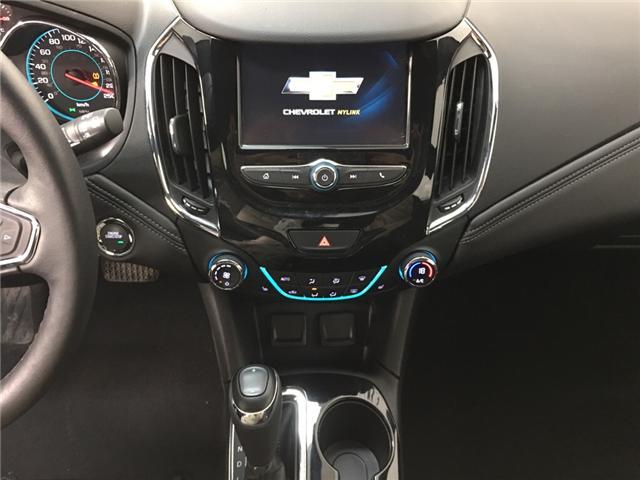 2018 Chevrolet Cruze Premier Auto (Stk: 34339J) in Belleville - Image 8 of 30