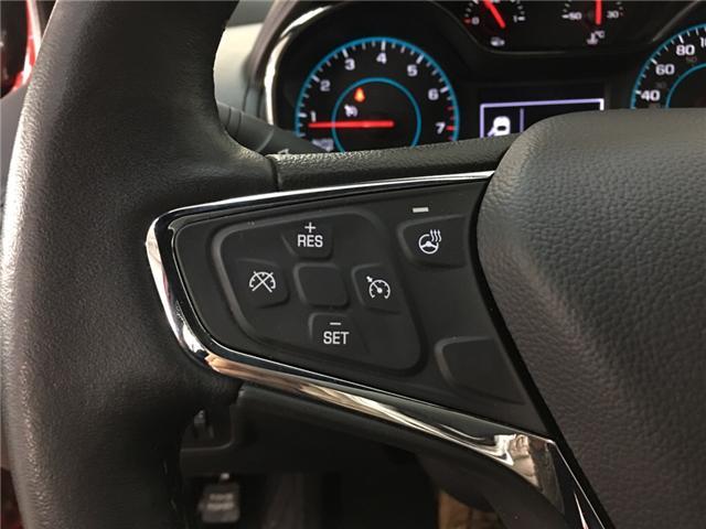 2018 Chevrolet Cruze Premier Auto (Stk: 34339J) in Belleville - Image 13 of 30