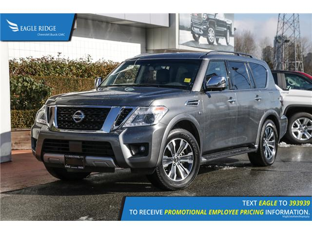 2018 Nissan Armada SL (Stk: 189266) in Coquitlam - Image 1 of 20