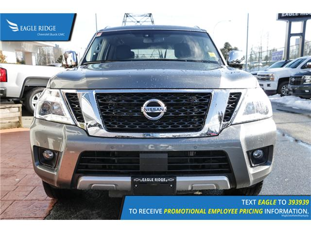 2018 Nissan Armada SL (Stk: 189266) in Coquitlam - Image 2 of 20