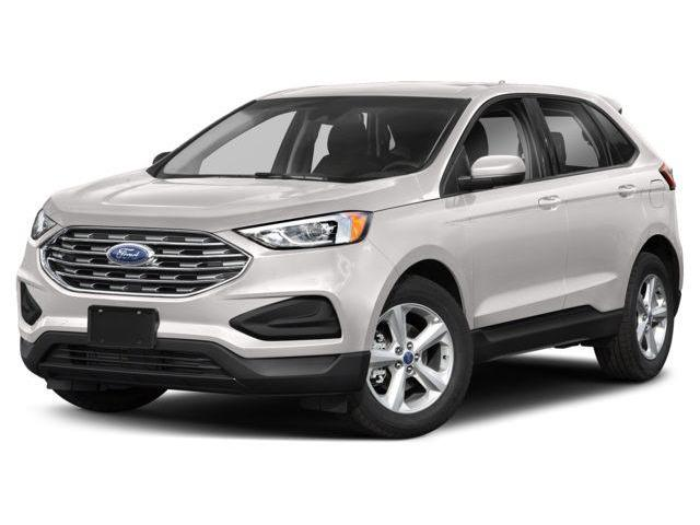 2019 Ford Edge Titanium (Stk: K-222) in Calgary - Image 1 of 9