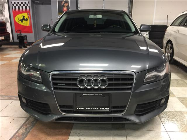 2012 Audi A4 2.0T Premium (Stk: -) in Toronto - Image 3 of 18