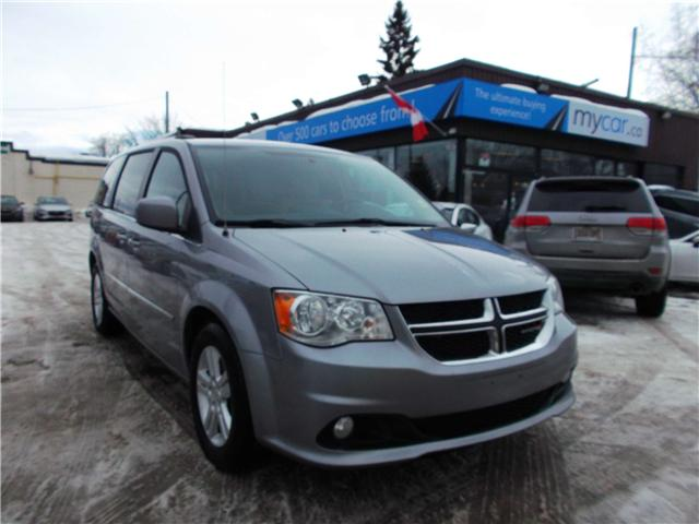 2016 Dodge Grand Caravan Crew (Stk: 190151) in North Bay - Image 1 of 15