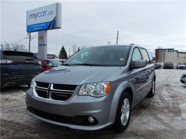 2016 Dodge Grand Caravan Crew (Stk: 190151) in North Bay - Image 2 of 15