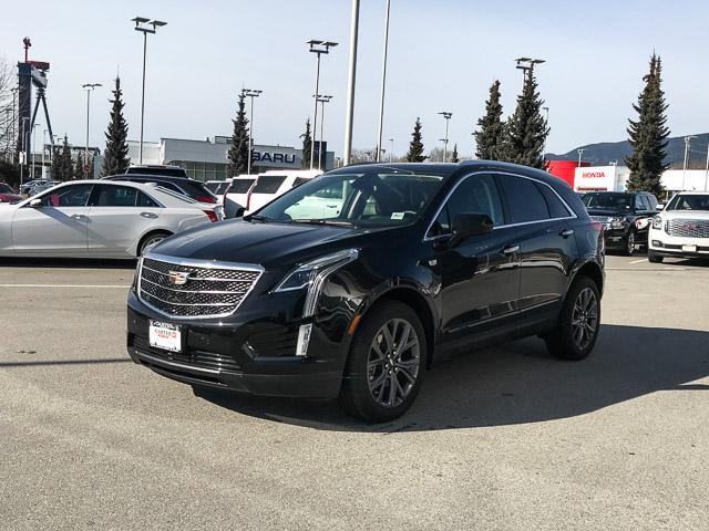 2018 Cadillac XT5 Luxury (Stk: 8D45080) in North Vancouver - Image 8 of 22
