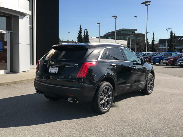 2018 Cadillac XT5 Luxury (Stk: 8D45080) in North Vancouver - Image 4 of 22