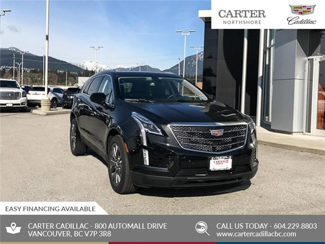 2018 Cadillac XT5 Luxury (Stk: 8D45080) in North Vancouver - Image 1 of 22
