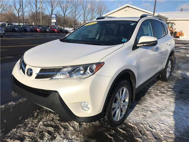 2014 Toyota RAV4 Limited (Stk: U3344) in Charlottetown - Image 1 of 23