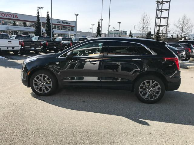 2018 Cadillac XT5 Luxury (Stk: 8D45080) in North Vancouver - Image 7 of 22