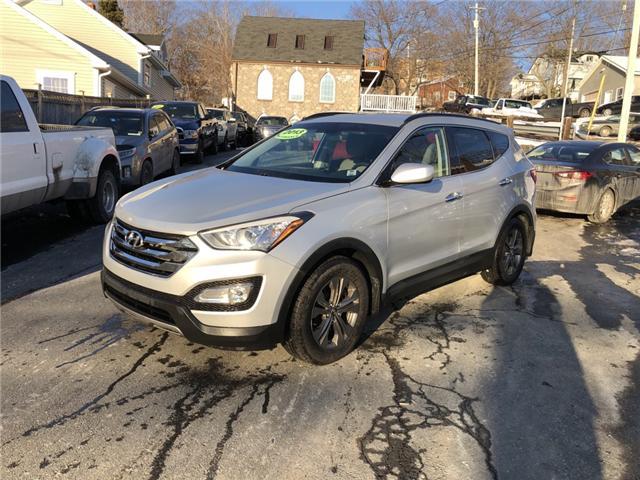 2013 Hyundai Santa Fe Sport 2.4 Premium (Stk: -) in Dartmouth - Image 1 of 14