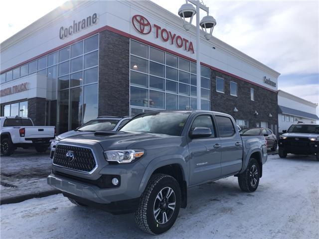 2019 Toyota Tacoma TRD Sport (Stk: 190137) in Cochrane - Image 1 of 22