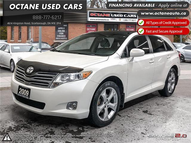 2009 Toyota Venza Base V6 (Stk: ) in Scarborough - Image 1 of 24