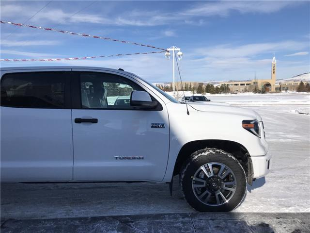 2019 Toyota Tundra TRD Sport Package (Stk: 190164) in Cochrane - Image 4 of 19