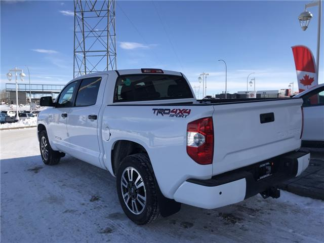 2019 Toyota Tundra TRD Sport Package (Stk: 190164) in Cochrane - Image 6 of 19