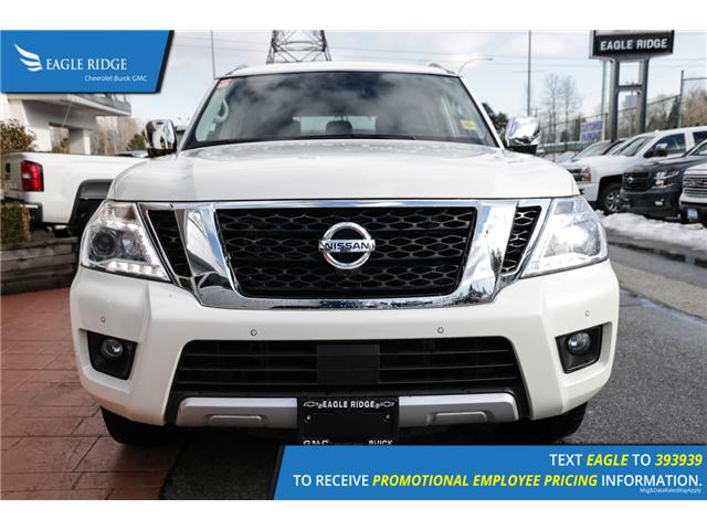 2018 Nissan Armada SL (Stk: 189508) in Coquitlam - Image 2 of 20