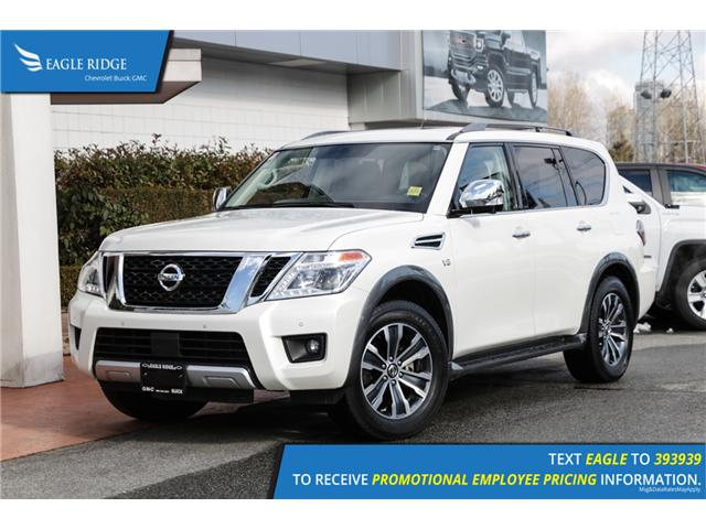 2018 Nissan Armada SL (Stk: 189508) in Coquitlam - Image 1 of 20