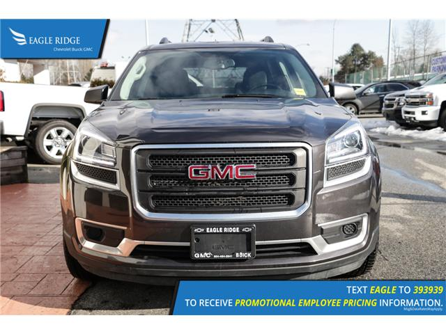 2016 GMC Acadia SLE1 (Stk: 169524) in Coquitlam - Image 2 of 16