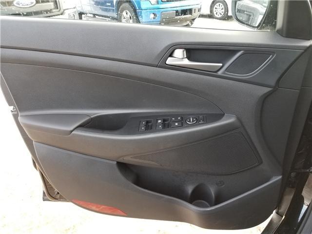 2018 Hyundai Tucson SE 2.0L (Stk: ) in Kemptville - Image 11 of 18