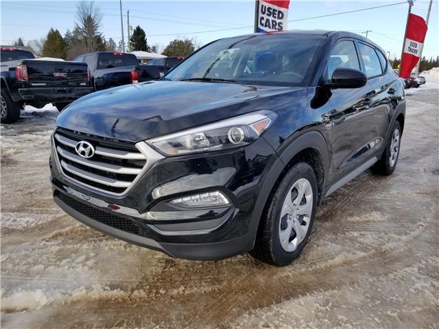 2018 Hyundai Tucson SE 2.0L (Stk: ) in Kemptville - Image 3 of 18