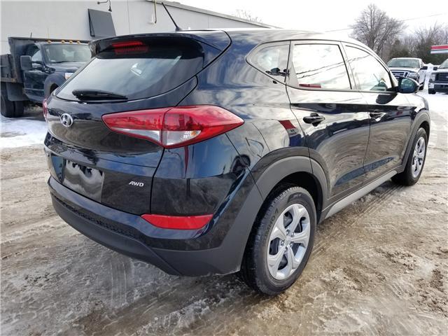 2018 Hyundai Tucson SE 2.0L (Stk: ) in Kemptville - Image 17 of 18
