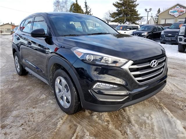 2018 Hyundai Tucson SE 2.0L (Stk: ) in Kemptville - Image 1 of 18
