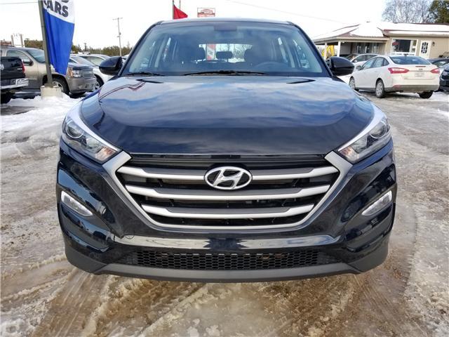 2018 Hyundai Tucson SE 2.0L (Stk: ) in Kemptville - Image 2 of 18