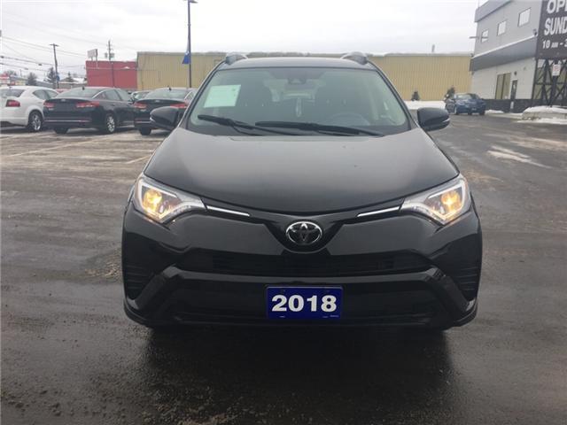 2018 Toyota RAV4 LE (Stk: 19084) in Sudbury - Image 2 of 16