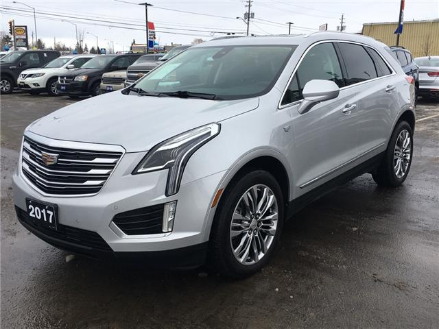 2017 Cadillac XT5 Premium Luxury (Stk: 19085) in Sudbury - Image 3 of 16
