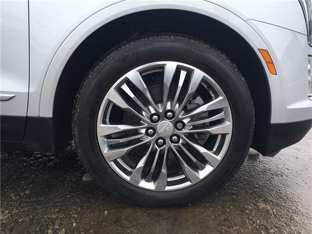 2017 Cadillac XT5 Premium Luxury (Stk: 19085) in Sudbury - Image 9 of 16