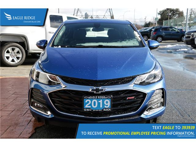 2019 Chevrolet Cruze LT (Stk: 91511A) in Coquitlam - Image 2 of 18
