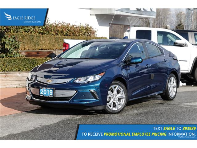 2019 Chevrolet Volt Premier (Stk: 91222A) in Coquitlam - Image 1 of 19