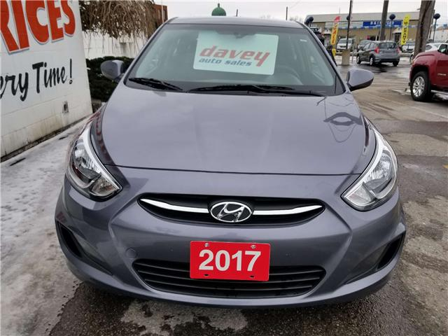 2017 Hyundai Accent GL (Stk: 19-118) in Oshawa - Image 2 of 14