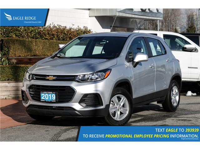 2019 Chevrolet Trax LS (Stk: 94502A) in Coquitlam - Image 1 of 16