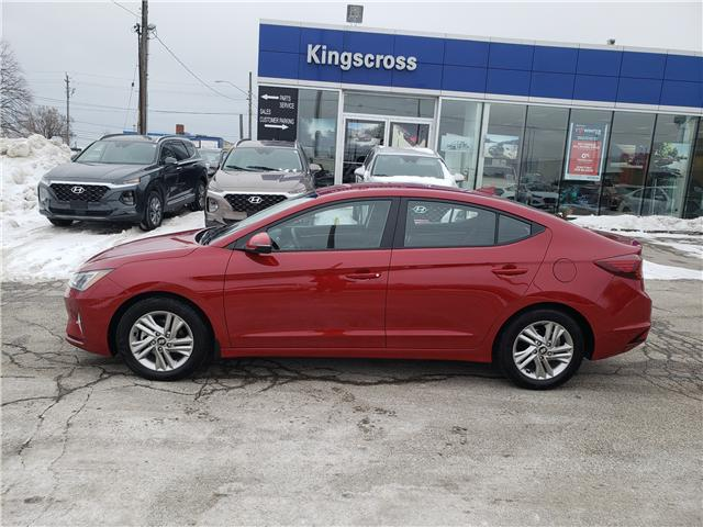 2019 Hyundai Elantra Preferred (Stk: 28184) in Scarborough - Image 1 of 12