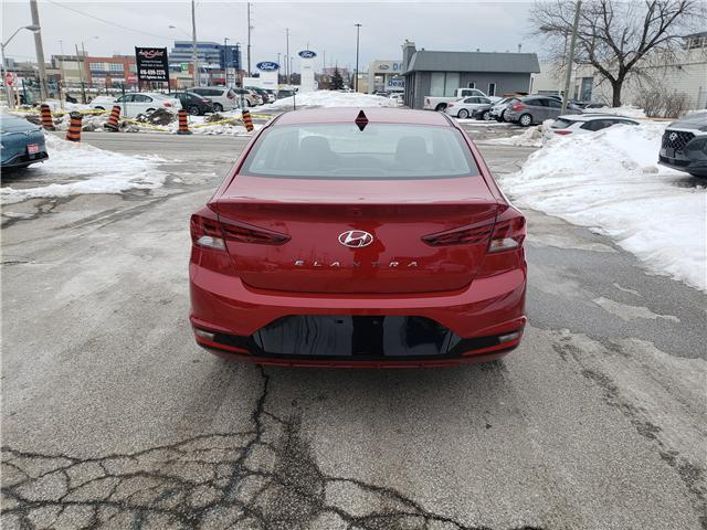 2019 Hyundai Elantra Preferred (Stk: 28184) in Scarborough - Image 5 of 12