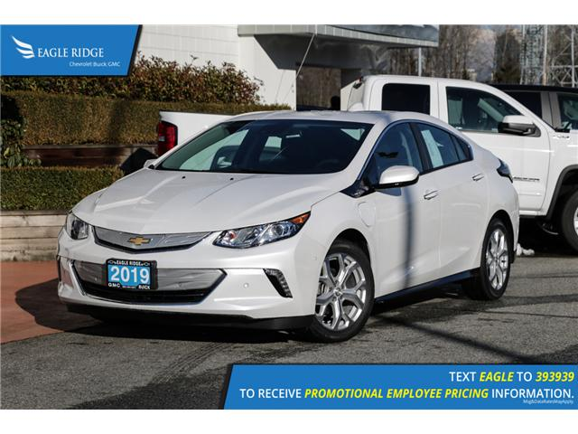 2019 Chevrolet Volt Premier (Stk: 91217A) in Coquitlam - Image 1 of 18