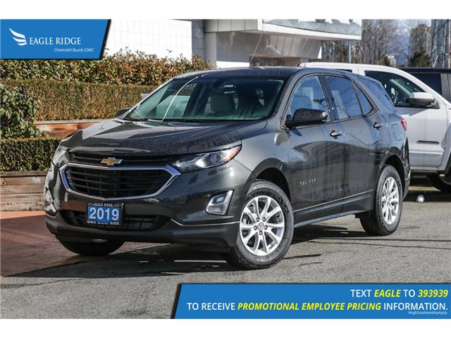 2019 Chevrolet Equinox LS (Stk: 94620A) in Coquitlam - Image 1 of 17