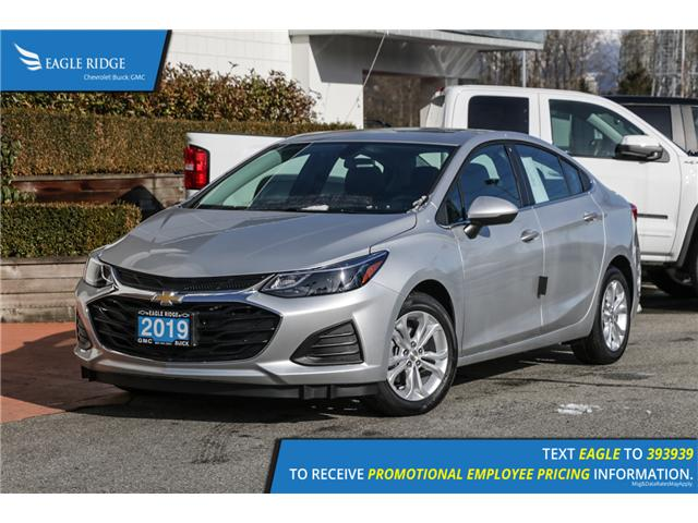 2019 Chevrolet Cruze LT (Stk: 91517A) in Coquitlam - Image 1 of 18