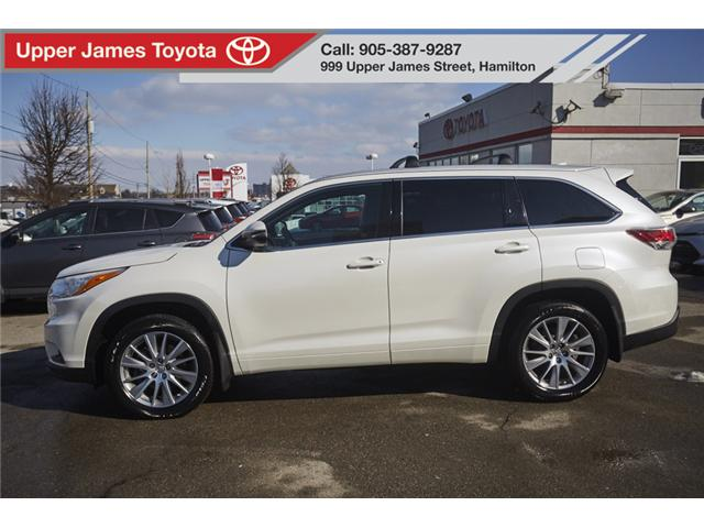 2015 Toyota Highlander XLE (Stk: 30707) in Hamilton - Image 2 of 19