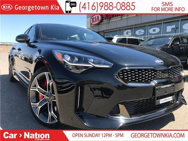 2019 Kia Stinger GT LIMITED | TOP OF THE LINE | $327 BIWEEKLY | (Stk: SG19001) in Georgetown - Image 1 of 30