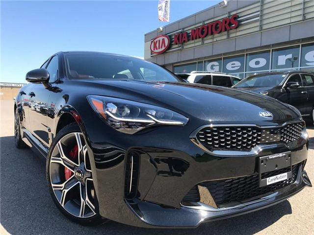 2019 Kia Stinger GT LIMITED | TOP OF THE LINE | $327 BIWEEKLY | (Stk: SG19001) in Georgetown - Image 2 of 30