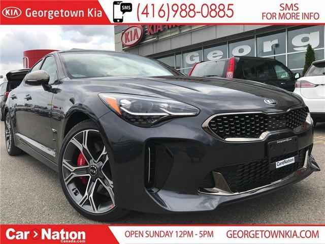 2018 Kia Stinger GT LIMITED | TOP OF THE LINE | $324 BI-WEEKLY (Stk: SG18031) in Georgetown - Image 1 of 30