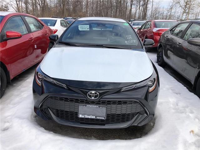 2019 Toyota Corolla Hatchback Base (Stk: 192190) in Burlington - Image 2 of 5